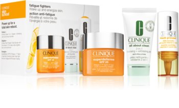 Clinique Fatigue Fighters Set (with Brightening Effect)