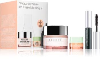 Clinique Essentials Set Set (für Gesicht und Augen)