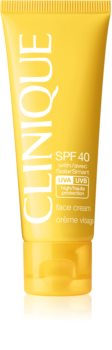 Clinique Sun SPF 40 Face Cream crème solaire visage SPF 40