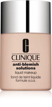 Clinique Anti-Blemish Solutions™ Liquid Makeup fond de ten lichid  pentru ten acneic