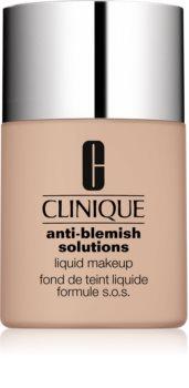 Clinique Anti-Blemish Solutions™ Anti-Blemish Solutions fond de ten lichid  pentru ten acneic