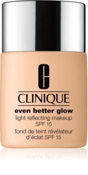Clinique Even Better™ Glow Light Reflecting Makeup SPF 15 make-up rozświetlający skórę SPF 15