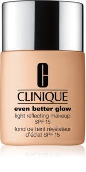Clinique Even Better Glow Make up zum Aufhellen der Haut LSF 15