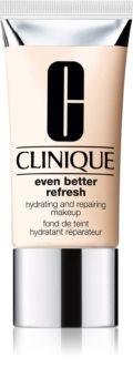 Clinique Even Better™ Refresh Hydrating and Repairing Makeup nawilżający podkład z efektem wygładzjącym