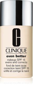 Clinique Even Better™ Even Better™ Makeup SPF 15 korektivni puder SPF 15