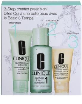Clinique 3 Steps lote cosmético V.