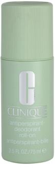 Clinique Antiperspirant-Deodorant deodorante roll-on
