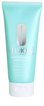 Clinique Anti-Blemish Solutions™ Oil-Control Cleansing Mask Rensemaske til fedtet og kombineret hud