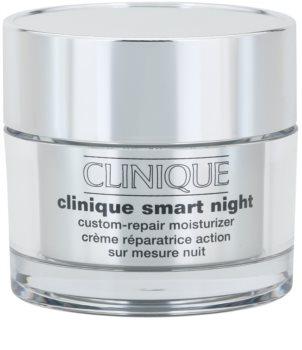 Clinique Clinique Smart crème de nuit hydratante anti-rides pour peaux sèches à très sèches