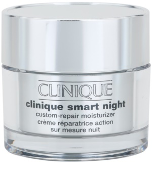 Clinique Clinique Smart crema idratante notte antirughe per pelli miste e grasse