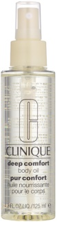 Clinique Deep Comfort óleo corporal nutritivo