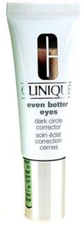 Clinique Even Better Eyes élénkítő szemkrém sötét karikákra