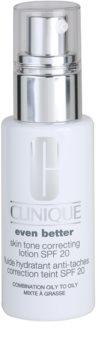 Clinique Even Better emulsione viso contro le macchie della pelle