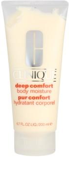 Clinique Deep Comfort™ Body Moisture lait corporel pour peaux sèches