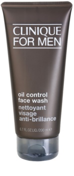 Clinique For Men gel de curățare pentru piele normala si grasa