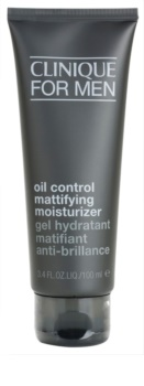 Clinique For Men matirajoči gel za normalno do mastno kožo