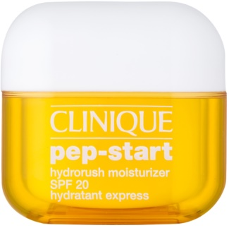 Clinique Pep-Start creme protetor e hidratante SPF 20