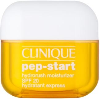 Clinique Pep-Start hydratační a ochranný krém SPF 20