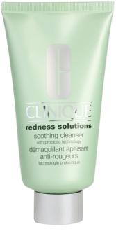 Clinique Redness Solutions gel detergente per pelli sensibili