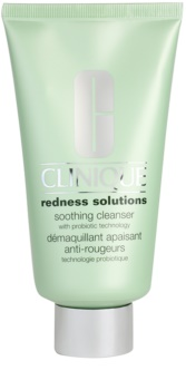 Clinique Redness Solutions Soothing Cleanser очищуючий гель для чутливої шкіри