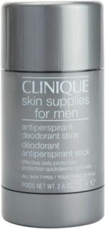 Clinique For Men™ Stick-Form Antiperspirant Deodorant Deo-Stick für alle Oberhauttypen