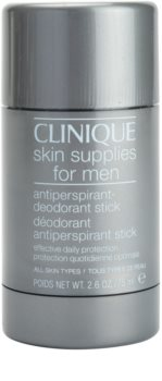 Clinique For Men™ Stick-Form Antiperspirant Deodorant дезодорант стик за всички видове кожа