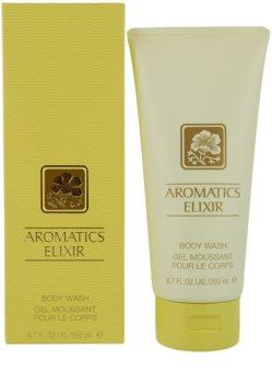 Clinique Aromatics Elixir sprchový gél pre ženy