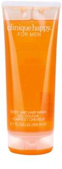 Clinique Happy™ for Men gel za tuširanje za muškarce 200 ml