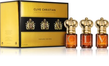Clive Christian Private Collection coffret cadeau pour homme
