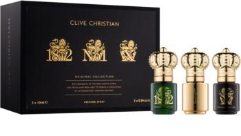 Clive Christian Traveller SET ajándékszett II. hölgyeknek