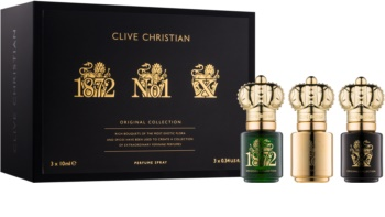 Clive Christian Traveller SET lote de regalo II. para mujer