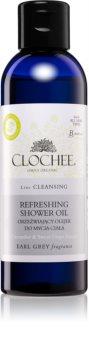 Clochee Cleansing odświeżający olejek pod prysznic