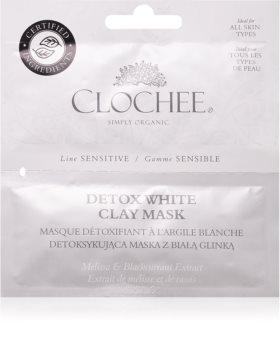 Clochee Sensitive detoxikační maska s jílem