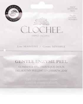 Clochee Sensitive jemný enzymatický peeling pro citlivou pleť