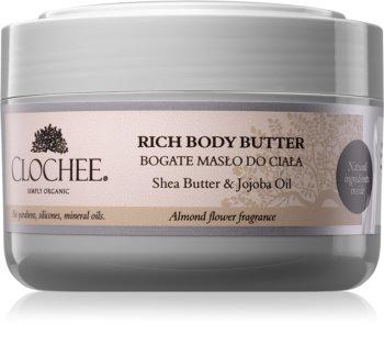 Clochee Simply Organic beurre corporel nourrissant