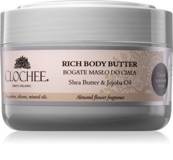 Clochee Simply Organic hranjivi maslac za tijelo