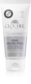 Clochee Cleansing esfoliante detergente viso