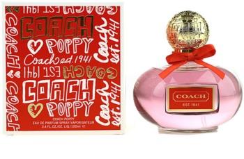 Coach Poppy eau de parfum para mulheres 100 ml