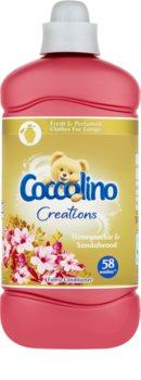 Coccolino Creations Honeysuckle & Sandalwood Weichspüler