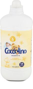 Coccolino Sensitive Almond & Cashmere balsam de rufe