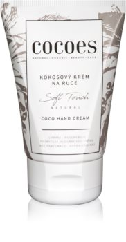 COCOES Soft Touch Natural Hand Cream