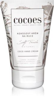 COCOES Soft Touch Natural krem do rąk