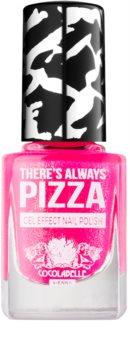 Cocolabelle Gel-Tastic There´s Always Pizza esmalte de uñas efecto gel