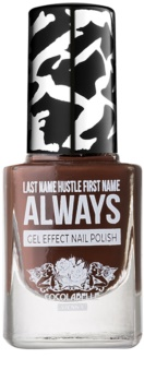 Cocolabelle Gel-Tastic Last Name Hustle First Name Always lek na nechty s gélovým efektom