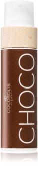 COCOSOLIS Choco huile pour le corps traitante