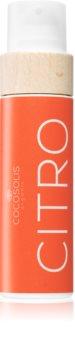 COCOSOLIS Citro подхранващо масло за тяло