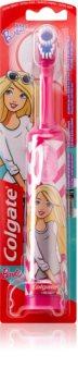Colgate Kids Barbie spazzolino da denti a batterie per bambini extra soft