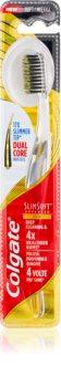 Colgate Slim Soft Advanced зубная щетка мягкий