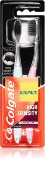 Colgate High Density Charcoal Soft Zahnbürste 2 pc