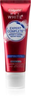 Colgate Max White Expert Complete bleichende Zahnpasta